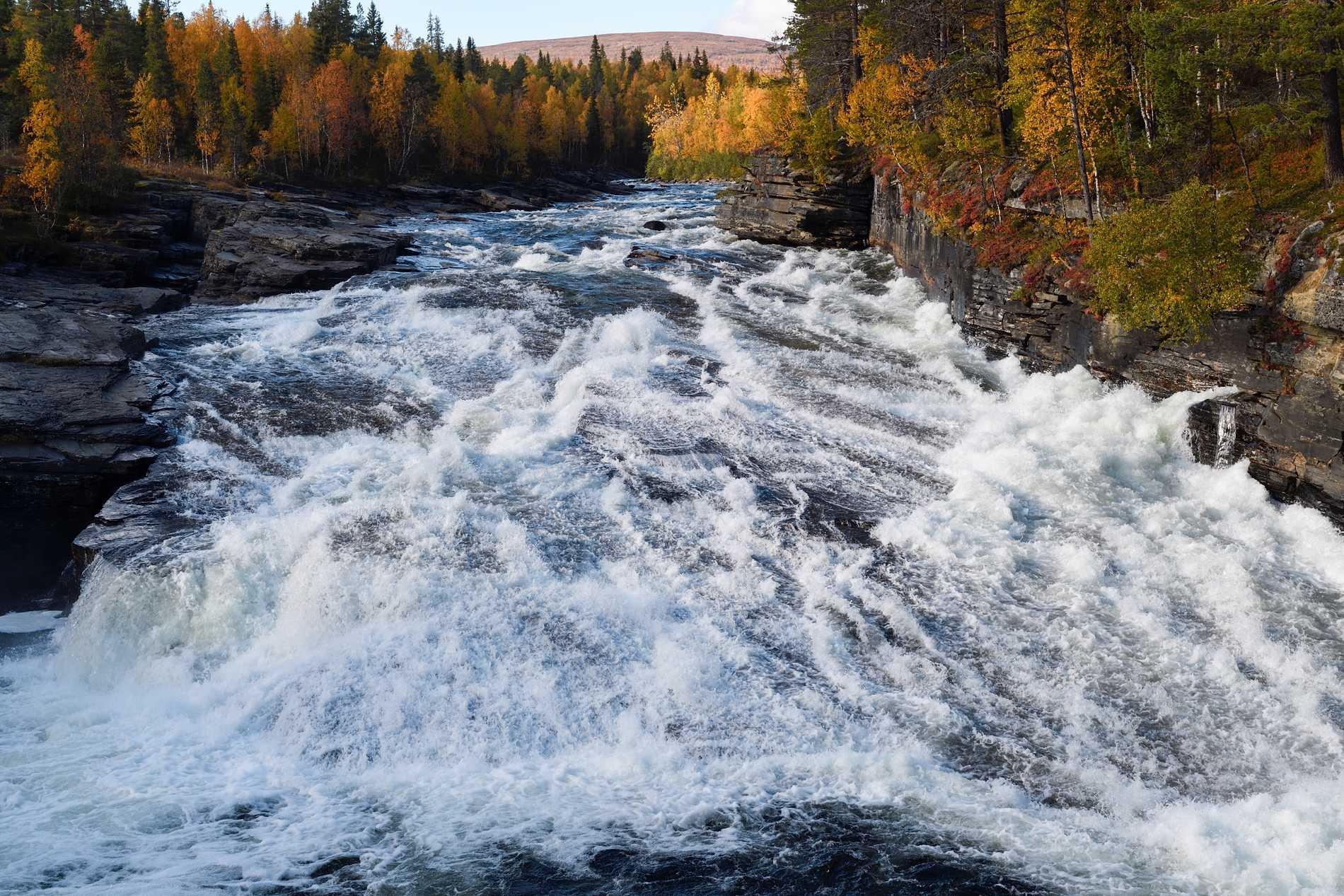 Ytterligare bidragspengar från regeringen ska förstärka Havs- och vattenmyndighetens övervakning av vatten i Sverige. Arkivbild.