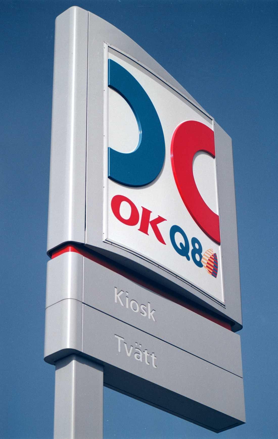 OKQ8.