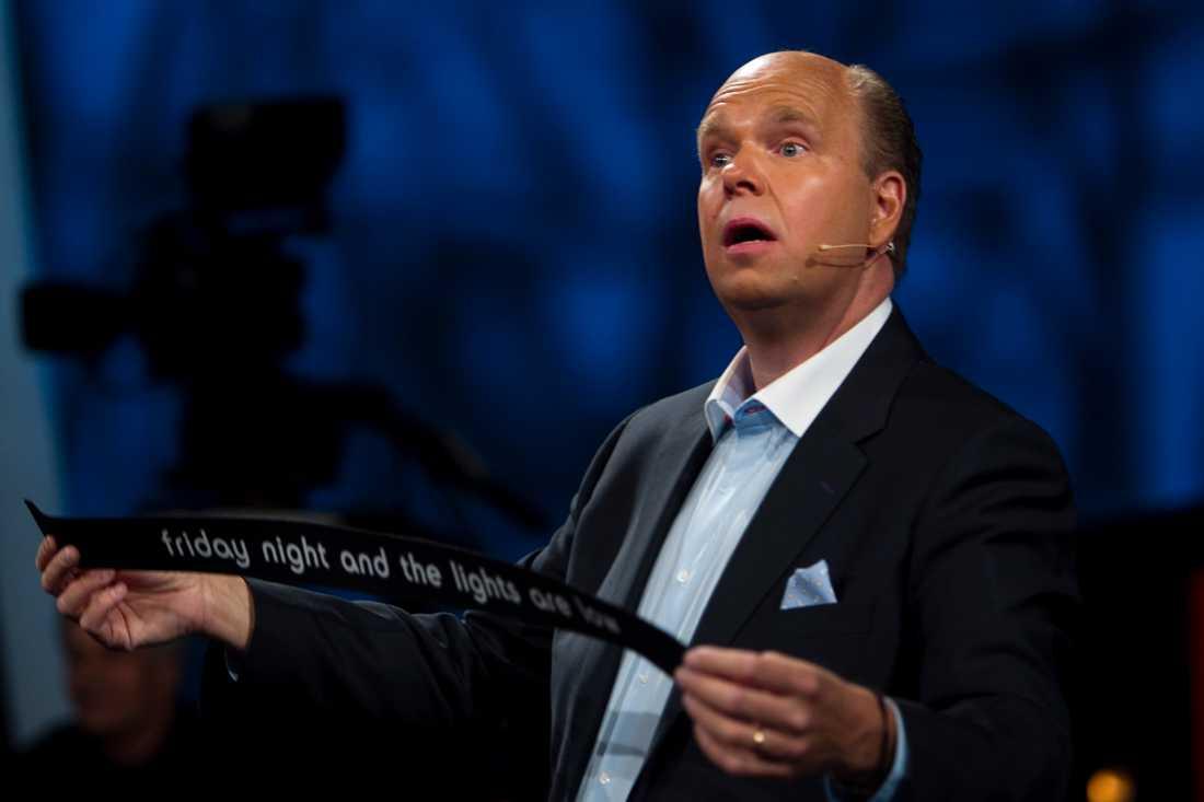Hotar med att lämna SVT för TV4.