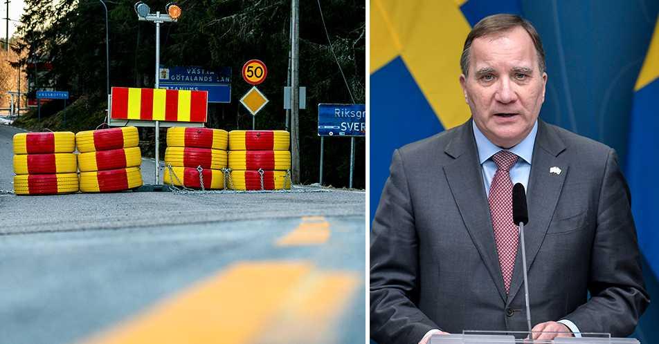 Krav på negativt covidtest för att komma in i Sverige – börjar gälla på lördag