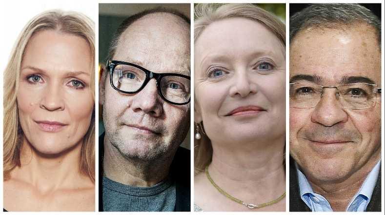 Åsne Seierstad, Peter Englund, Karin Bojs och Göran Rosenberg är alla med på den skandinaviska topplistan.