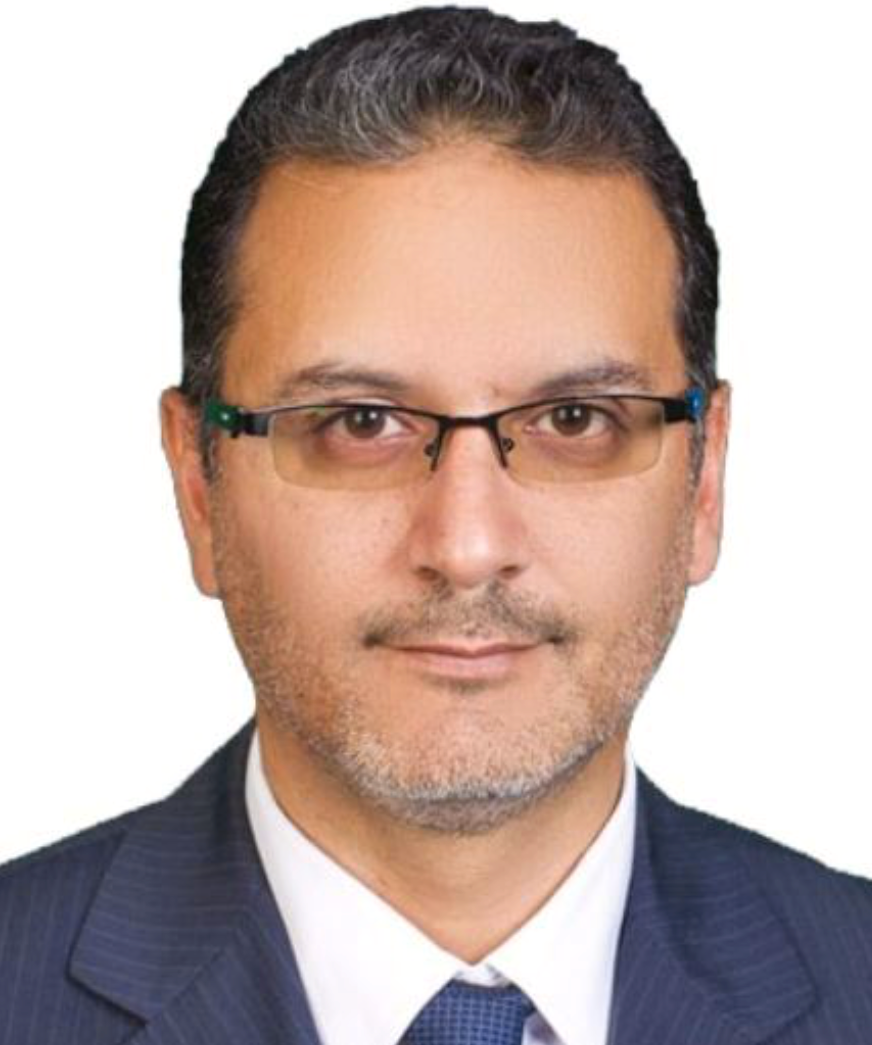 Yasser Jamei, psykiater i Gaza.