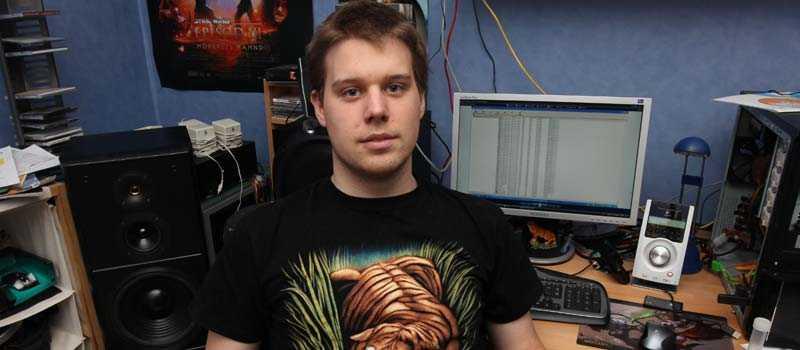 Hårt drabad Kevin Berg gick in på en webbsida om dataspel och fick över 12 000 virus i sin dator.