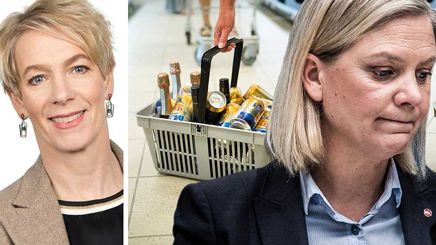 Vi vill värna om det svenska monopolet och kräver att förslaget på höjd alkoholskatt dras tillbaka. Vi kan inte ha en svensk alkoholpolitik som bygger på pandemier och stängda gränser, skriver Anna-Karin Fondberg, Sveriges bryggerier.