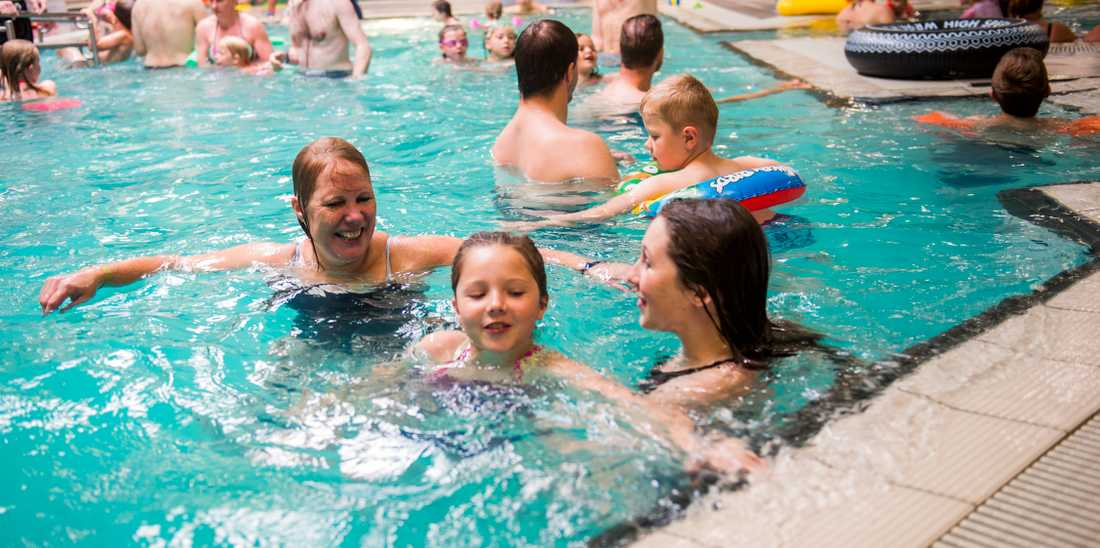 Enligt lokalbehovsplanen behöver Malmö en ny simanläggning till 2022 eftersom antalet barn och unga ökar. Arkivbild.