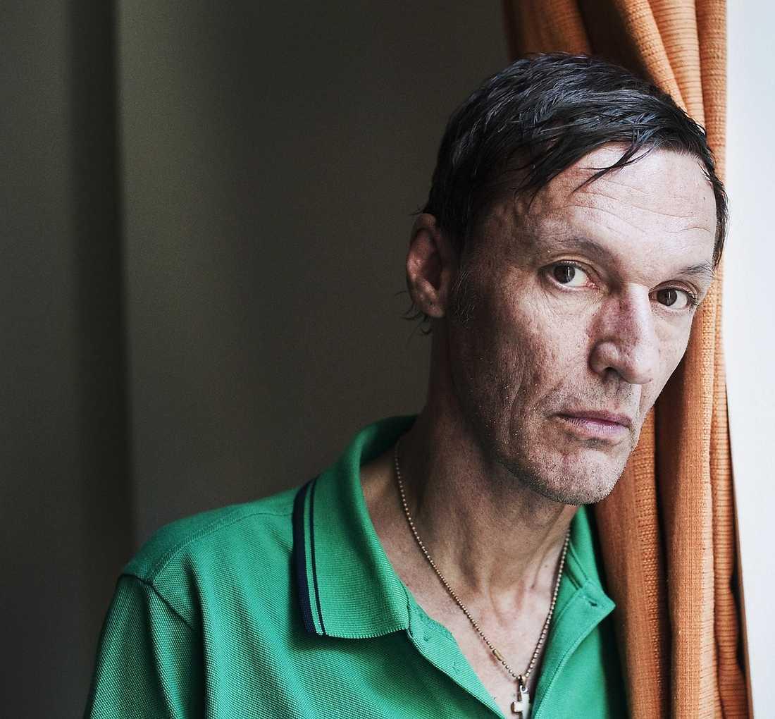 Olle Ljungström (född 1961) fick nyligen Cornelis Vreeswijk-stipendiet.