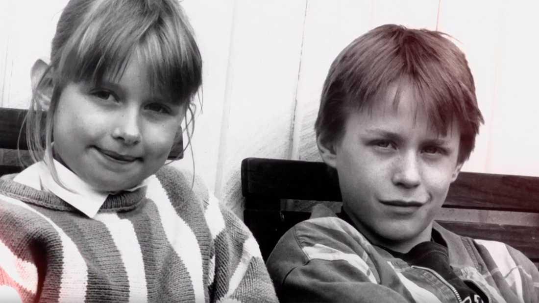 Ebba och Didrik.