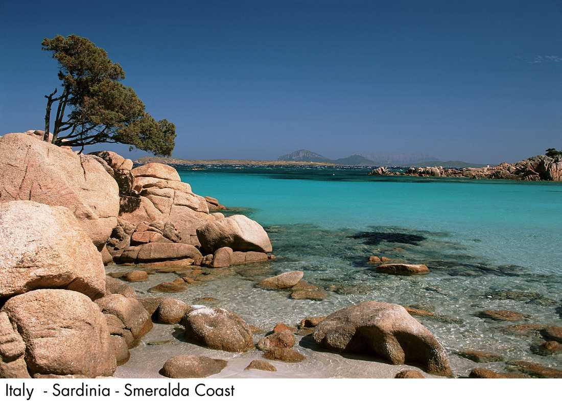 Smaragdkusten på Sardinien är en nyhet för Airtours 2013.