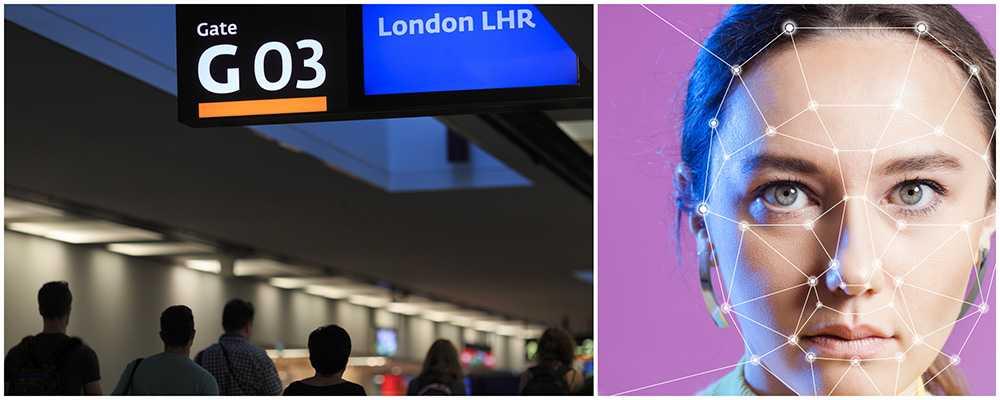 I sommar införs ansiktsigenkänning på Heathrow.