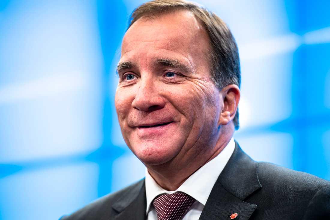 Stefan Löfven, partiledare Socialdemokraterna.