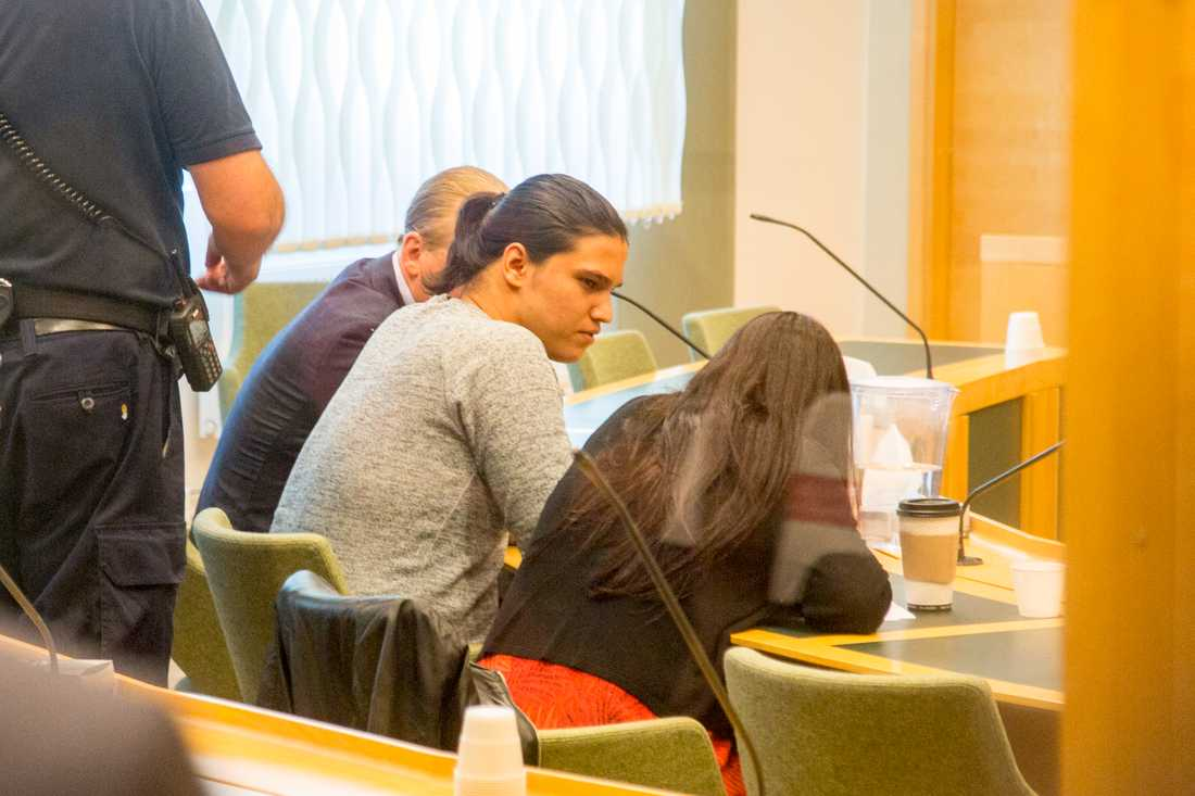 Mohammad Rajabi, 21.