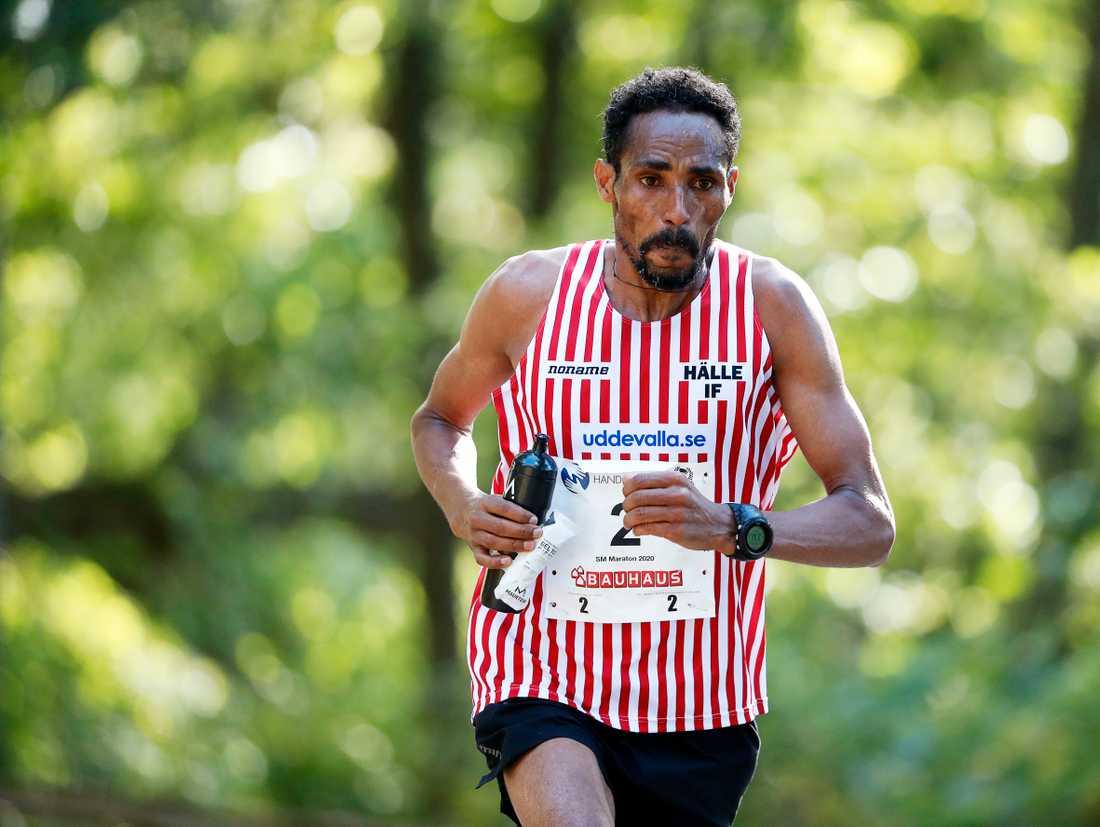 Samuel Tsegay kan bli svensk medborgare innan OS.