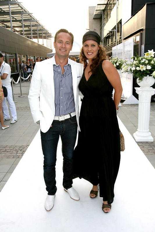 Anders Jensen och Suzanne.