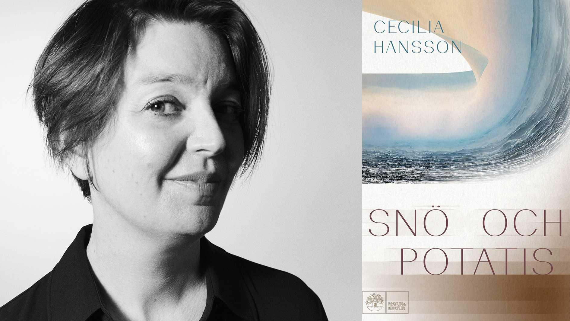 """Cecilia Hansson (född 1973) författare, journalist och översättare. Hon debuterade med diktsamlingen """"Revbensdagar, morgnar"""" 2002 och fick tidigare i år Svenska Akademiens Bernadottestipendium för projektet """"Kafkas lungor""""."""