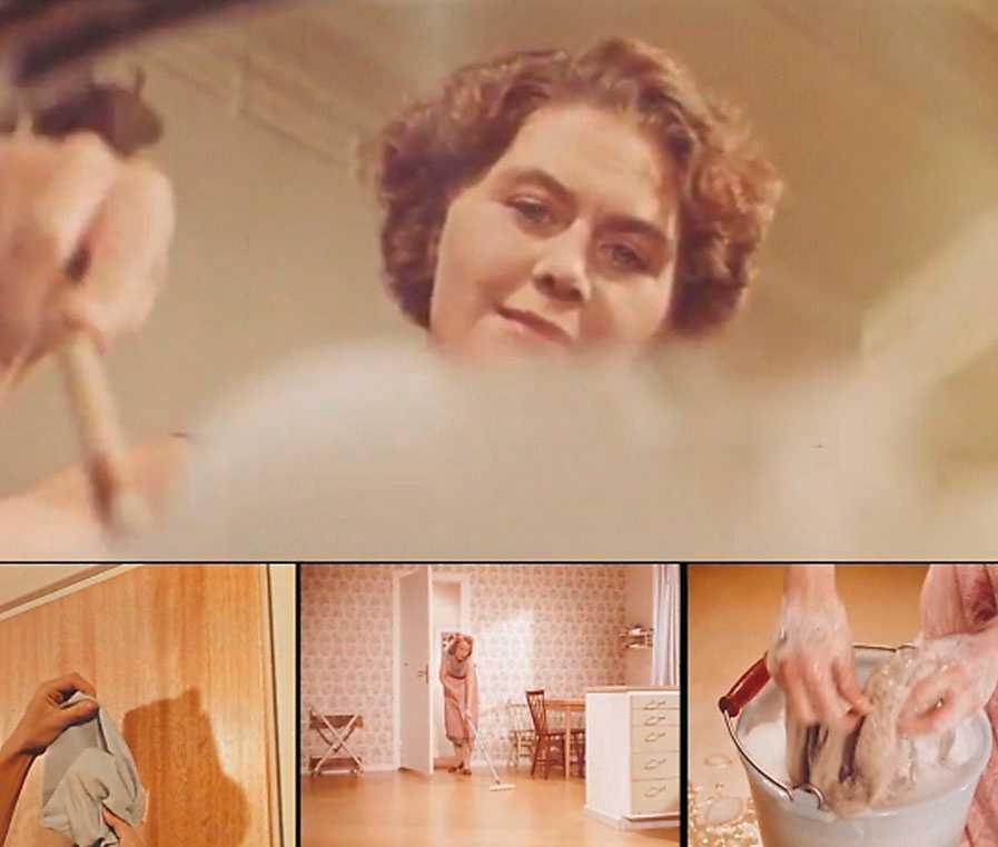 """""""Petra Hultman"""", videostill, detalj."""