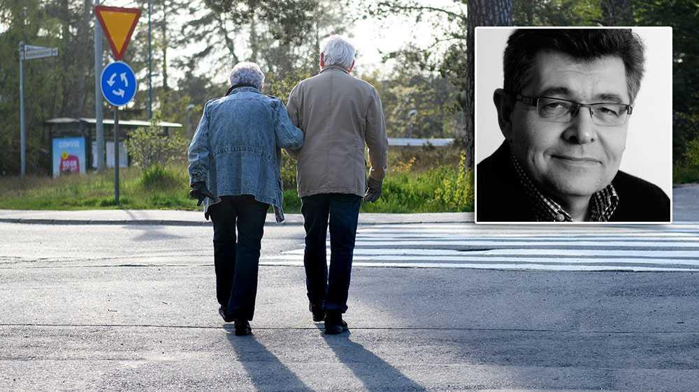 Nya Las, höjd pensionsålder och corona. Det är orosmolnen som kan bilda en perfekt ekonomisk storm för de över 60, skriver Pär Lodin, journalist.