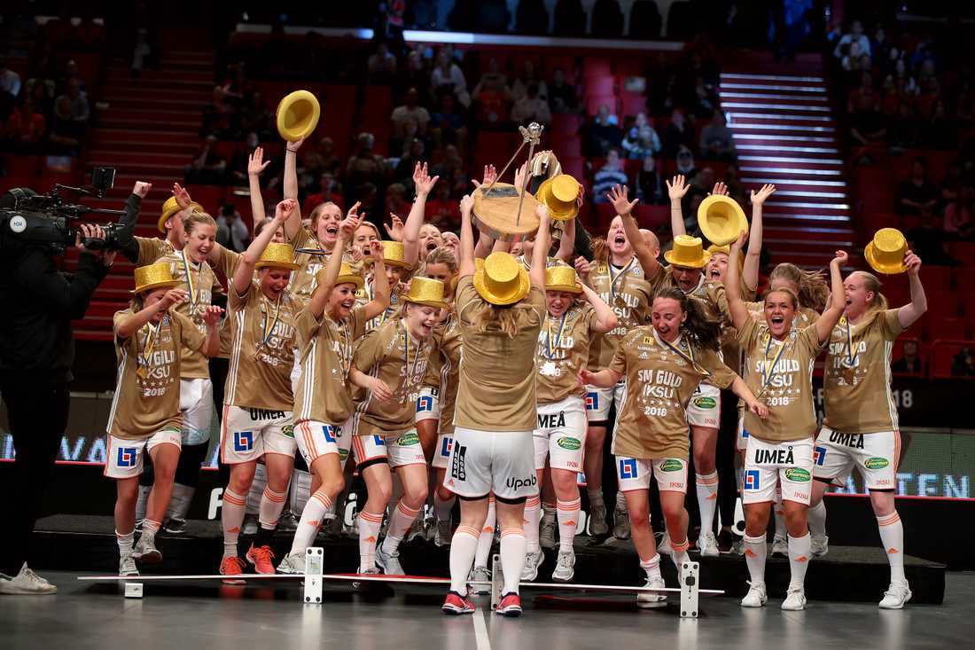 Iksu är regerande svenska mästarinnor.