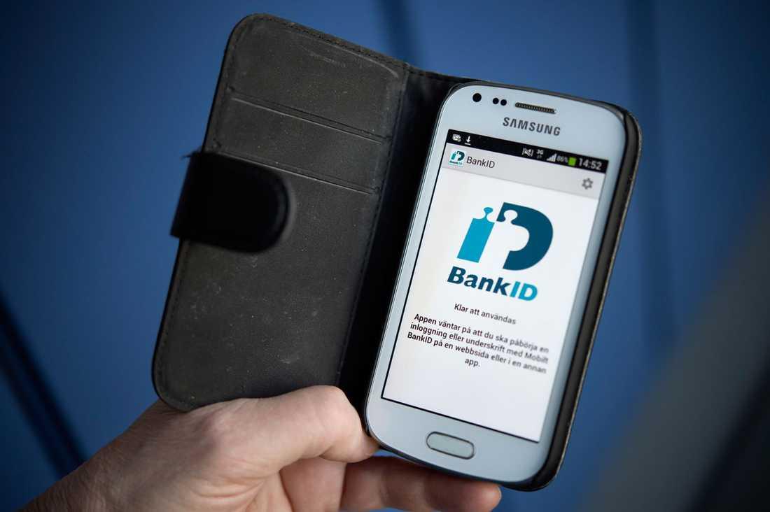 De senaste två veckorna har bank-id-bedrägerierna ökat explosionsartat.