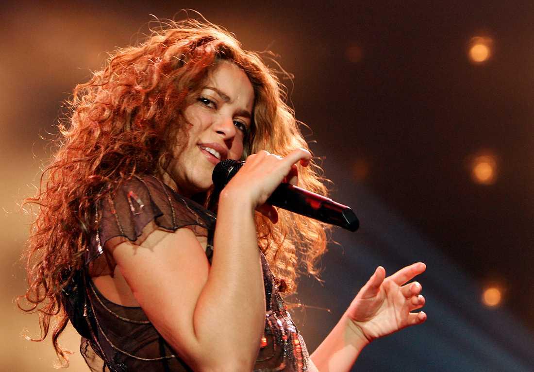 """Shakira är en av domarna som är klar för """"The Voice"""". Den andra är Usher."""