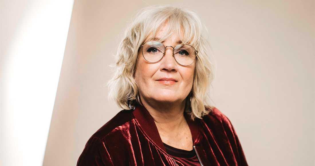 Författaren och journalisten Erika Bjerström.