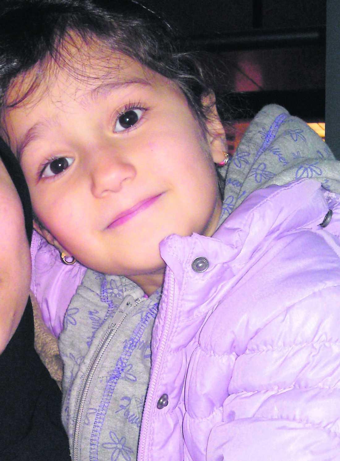 klädd i rosa Fyraåriga Maryam var på Gustav Adolfs torg i Malmö för att titta på fyrverkerier med släktingar. Strax efter tolvslaget var hon försvunnen. Nu söker polisen vittnen som kan ha sett henne. Flickan var klädd i rosa.