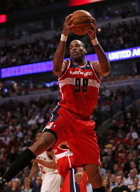 Basketspelaren Jason Collins.