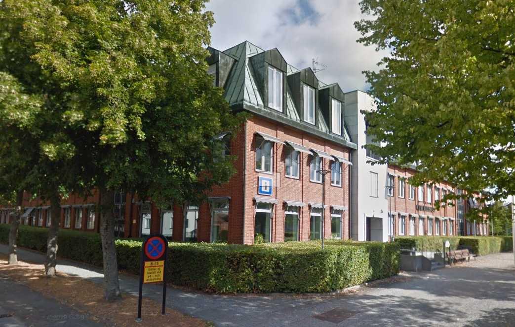 Kommunhuset i Svedala.