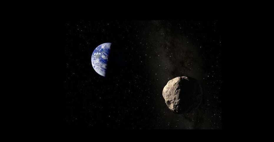 Asteroiden Apophis är på väg i riktning mot jorden, men tros nu inte vara på kollisionskurs.