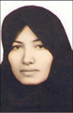 Dödsdömd Sakineh Mohammadie Ashtiani ska stenas till döds.