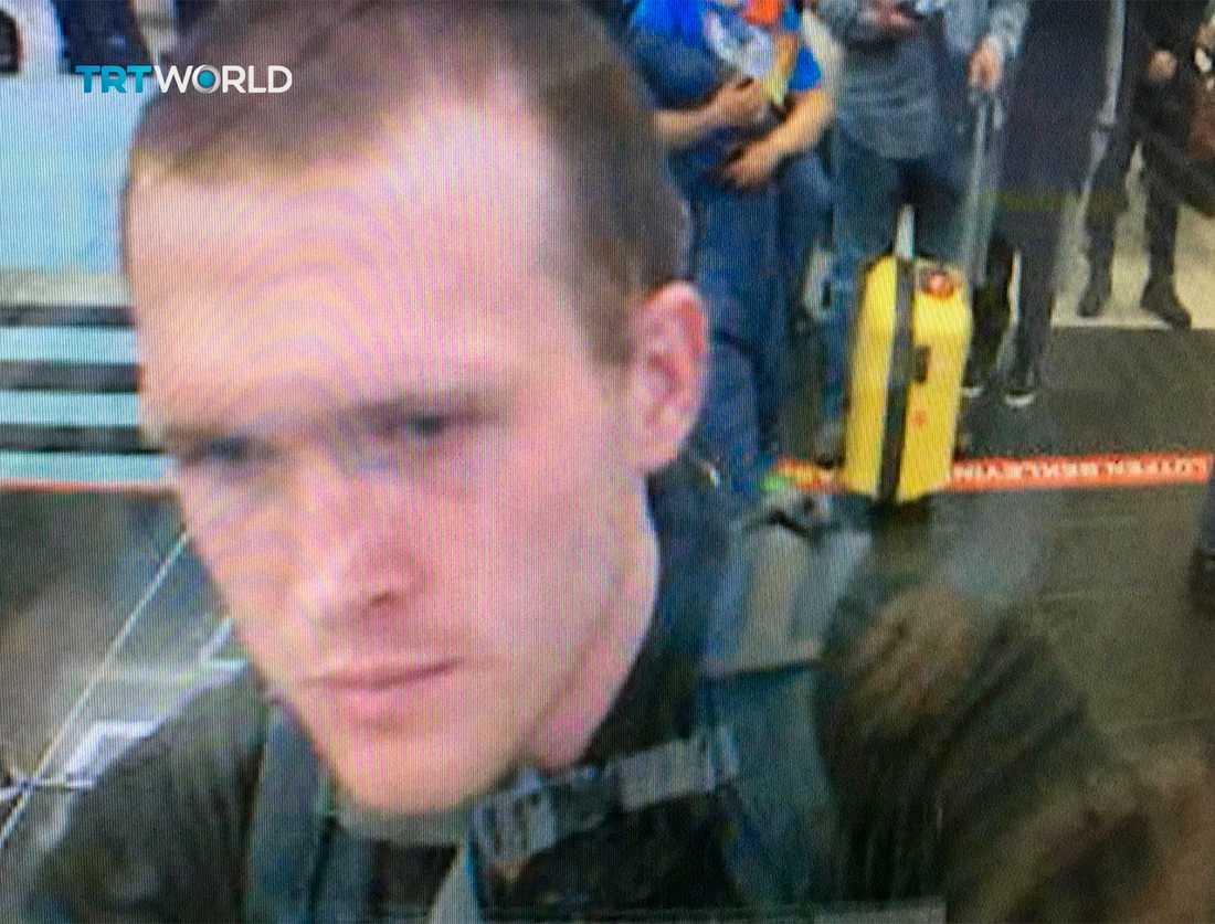 Brenton Tarrant misstänks ha mördat 50 personer.