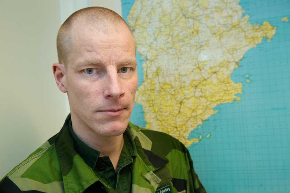 Anders Eckerberg, hemvärnet Gotland