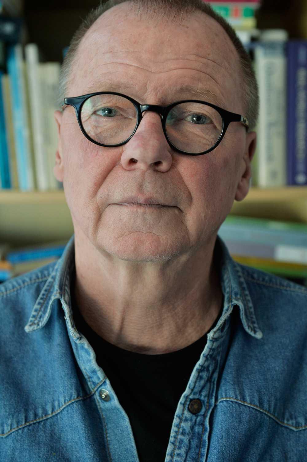 Sven-Axel Månsson.