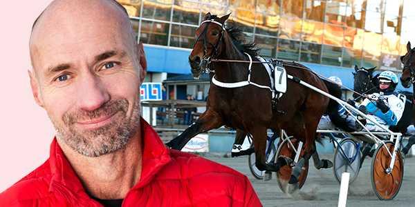 Micke Nybrink är osäker på Double Exposure i Jämtlands Stora Pris.