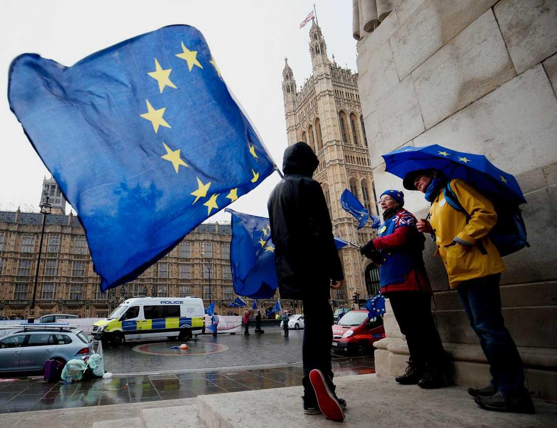 Antalet britter som fick medborgarskap i andra EU-länder ökade under 2017 med mer än 120 procent, visar statistik från Eurostat. Arkivfoto.