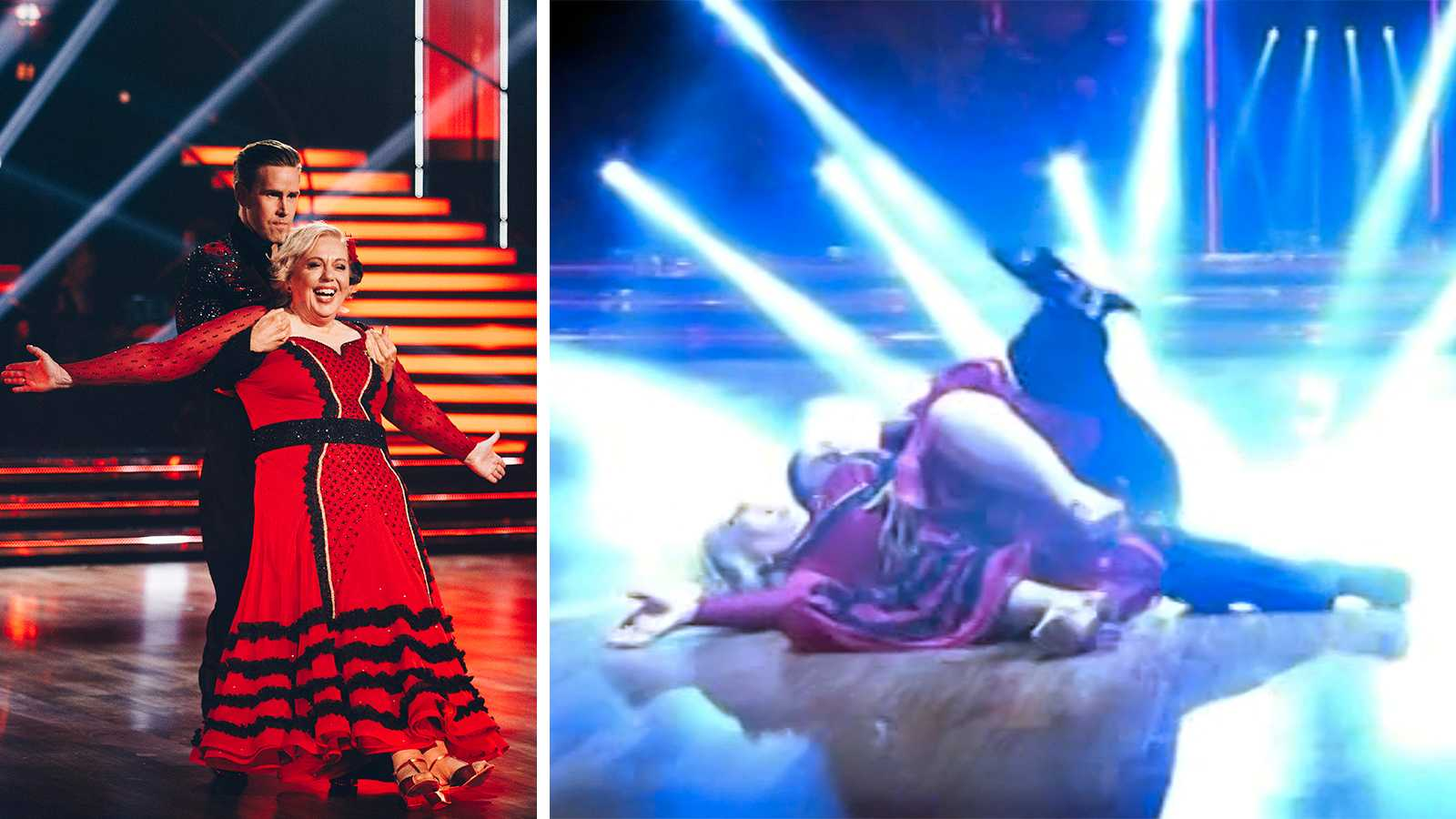 """Suzanne Axell om """"rumpplasket"""" i """"Lets dance"""": Lite för mycket snurr"""