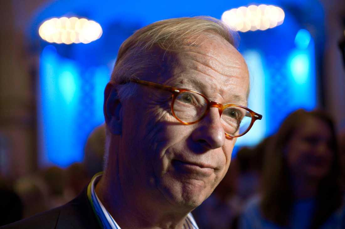 EU-parlamentarikern Gunnar Hökmark (M).