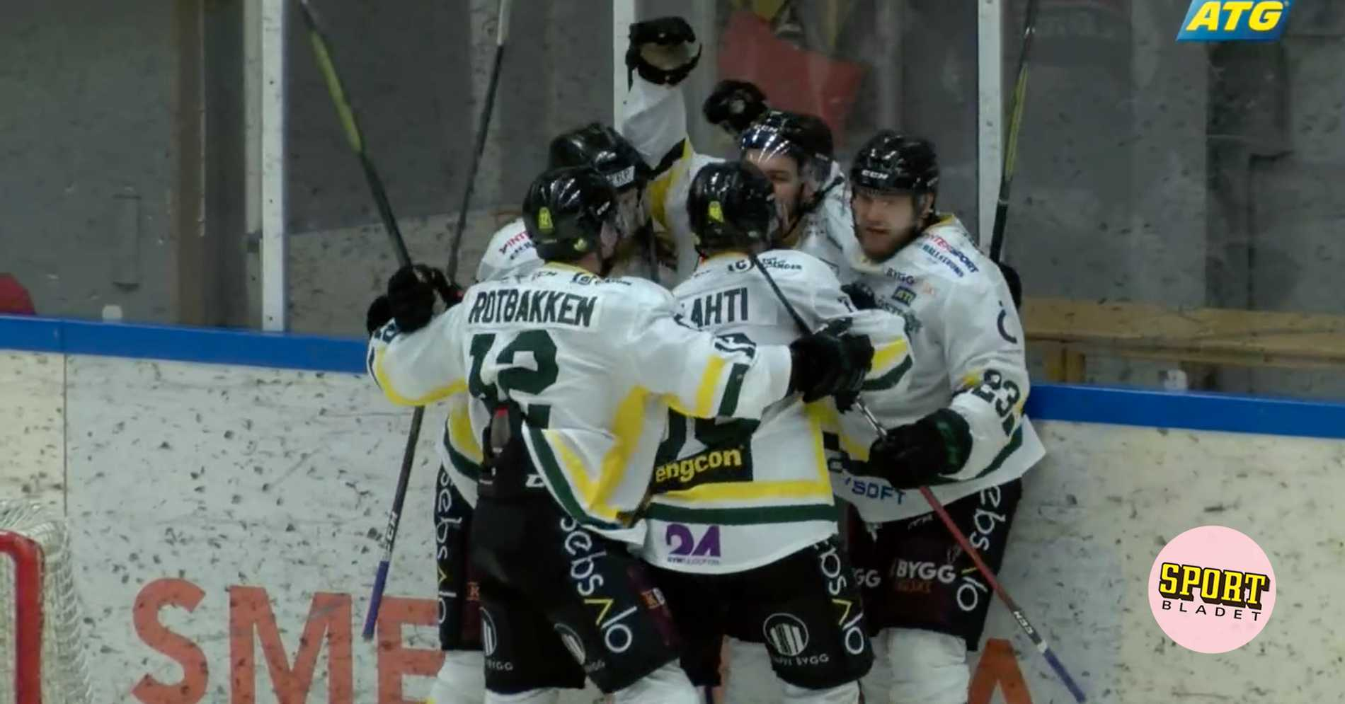 Östersund till kvartsfinal efter blixtvändning