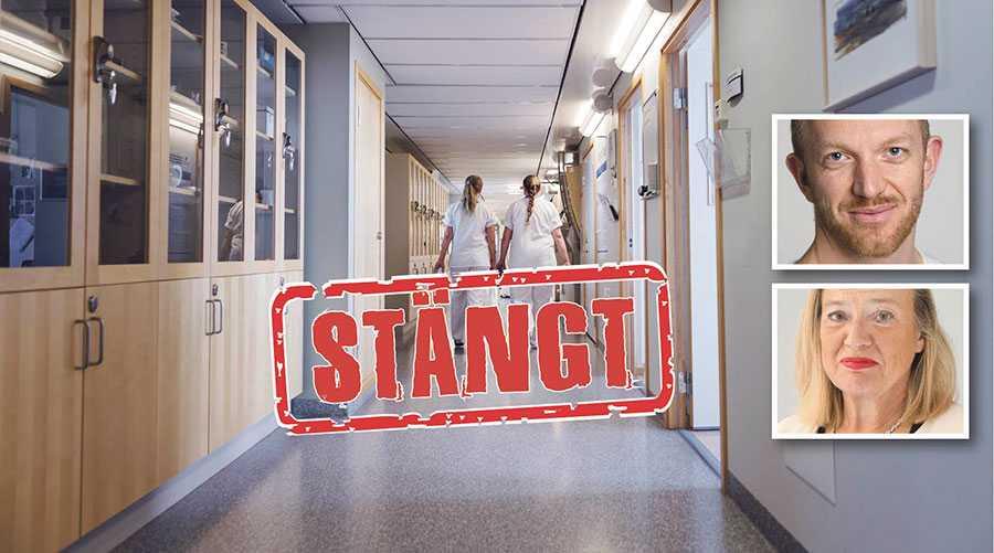 Flera sjukhus har gått upp i stabsläge på grund av brist på sjukvårdsmaterial. Så kan vi inte ha det – reglerna för upphandling måste ändras så att kvalitet vägs in, skriver Jonas Lindberg och Karin Rågsjö.