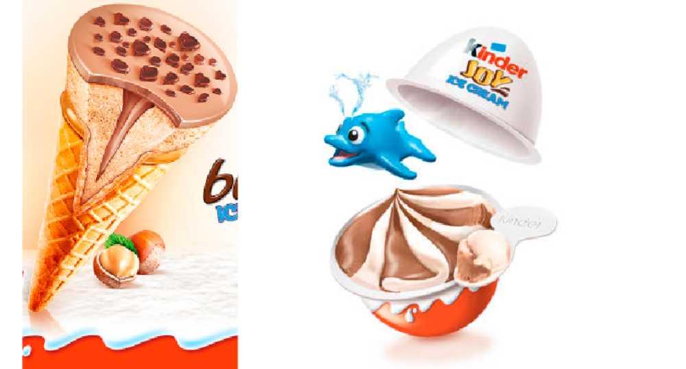 Kinder glassar