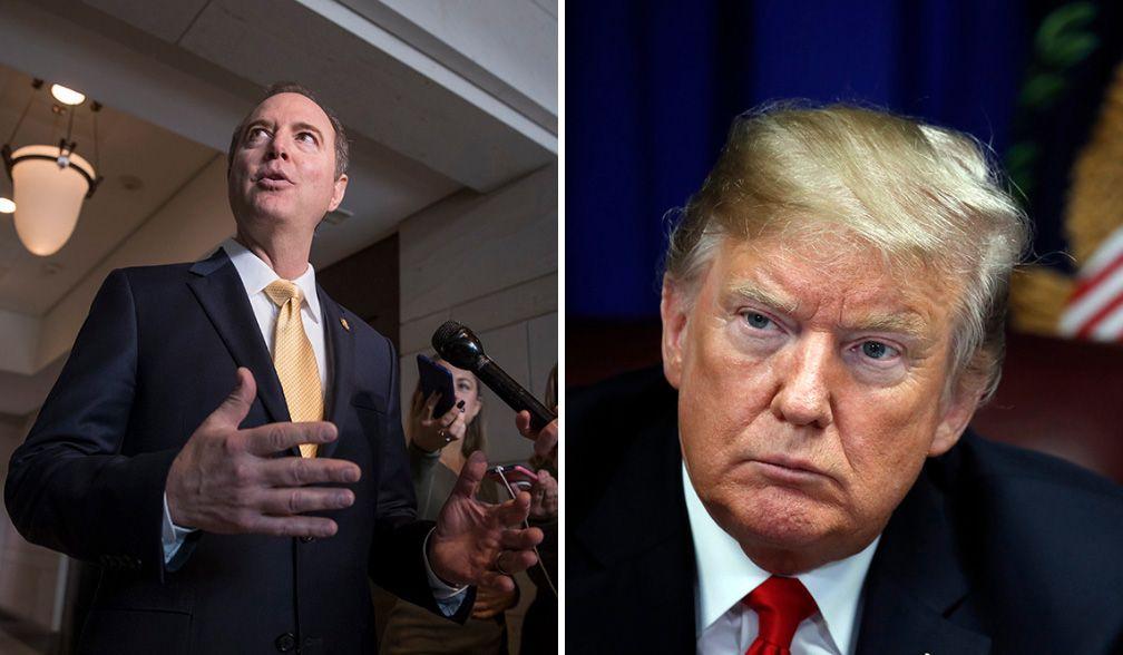 Toppdemokraten: Donald Trump kan hamna i fängelse