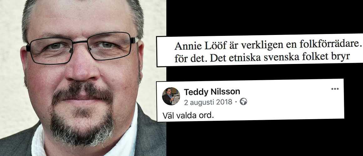 Teddy Nilsson (SD).