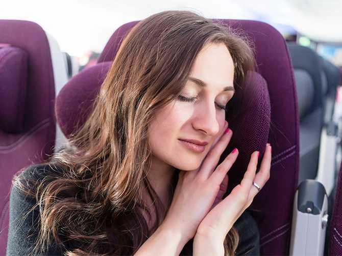 Hur kan man vila och få kroppen att må bra även på en långflygning? Det ska läkare ta reda på genom ett nytt test.