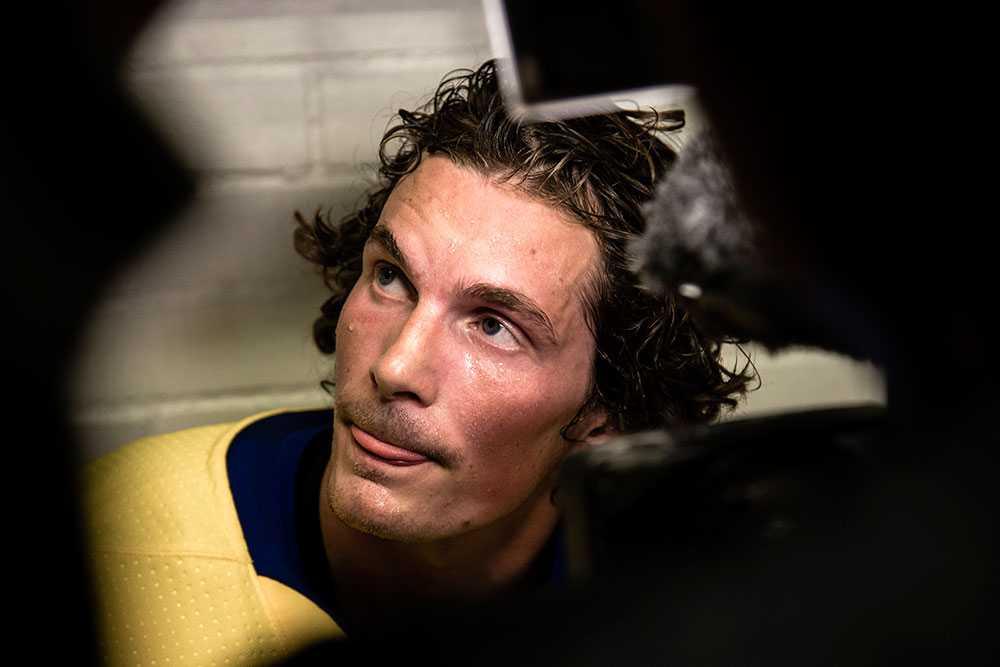 Loui Eriksson.