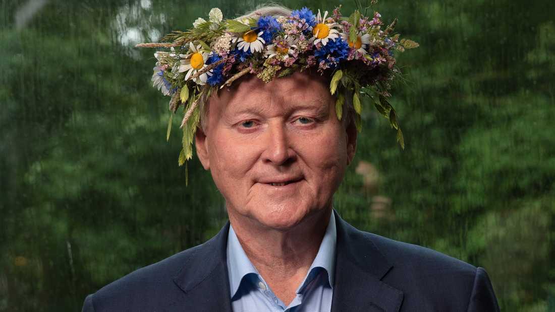 Leif Östling, mångårig chef på Scania bland annat.