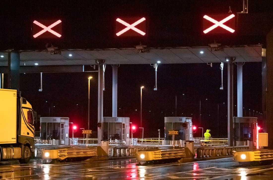 Öresundsbron tvingades stänga när stormen Ciara drog förbi Sverige förra helgen.