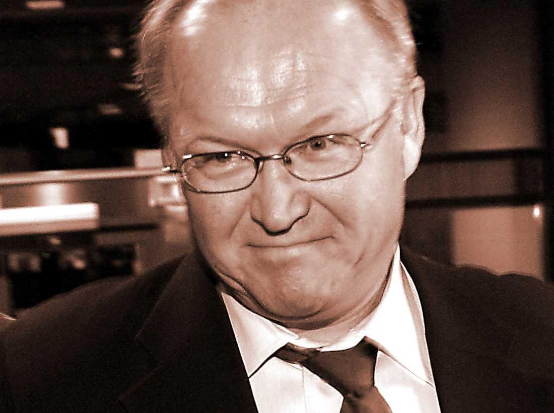Göran Persson (1996-2007).