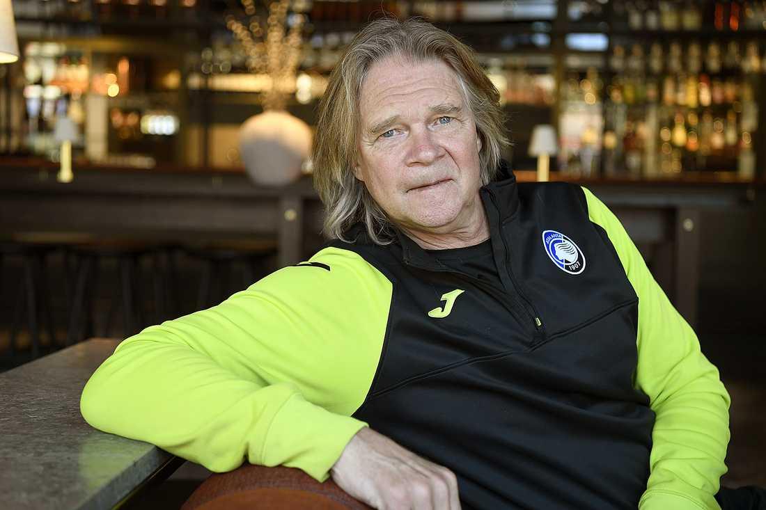 Glenn Strömberg.