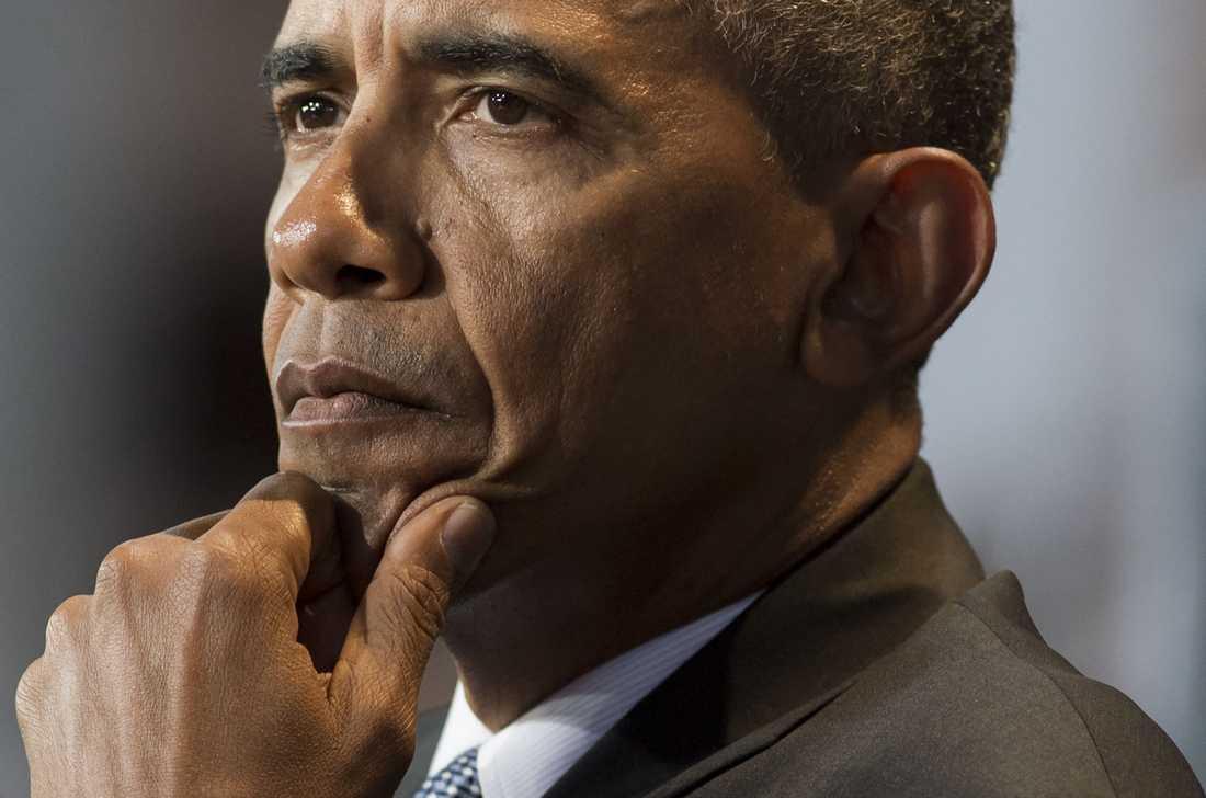 USA:s Barack Obama.