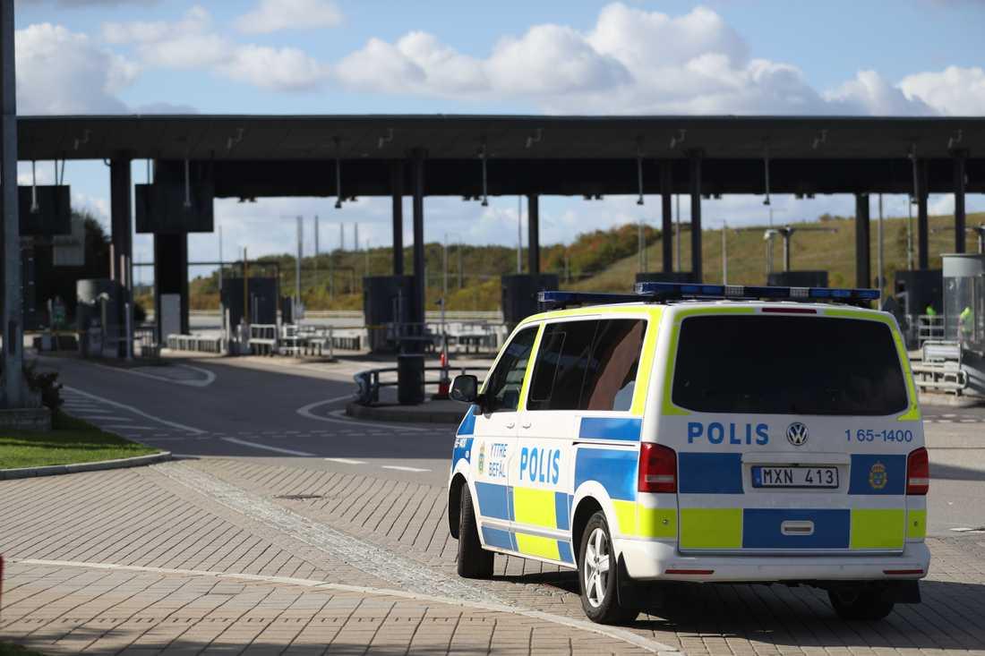 Även svensk polis var inkopplad.