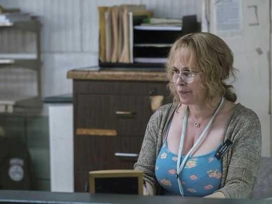 """Patricia Arquette i """"Escape at Dannemora""""."""